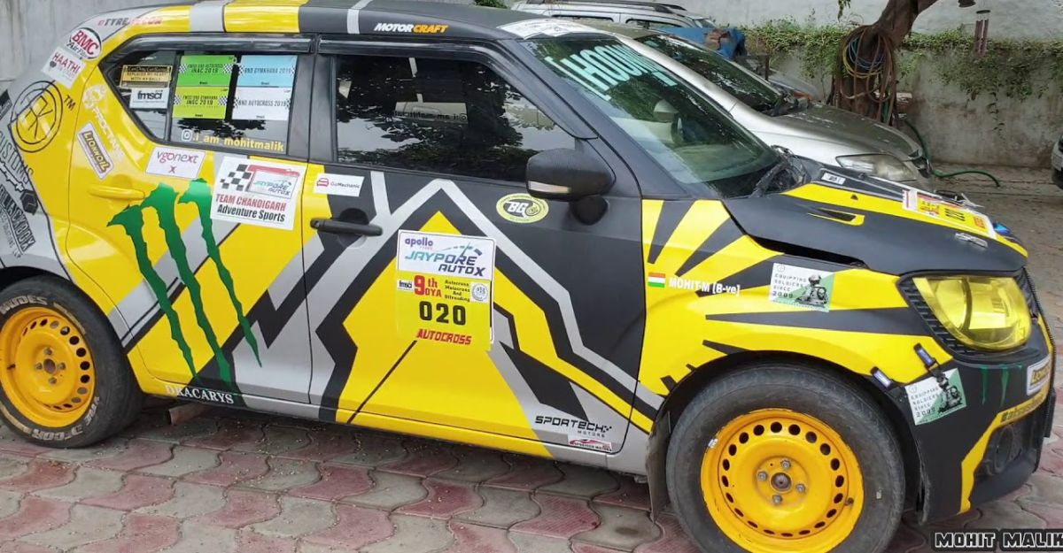 India's WILDEST modified Maruti Ignis: This is it [Video]