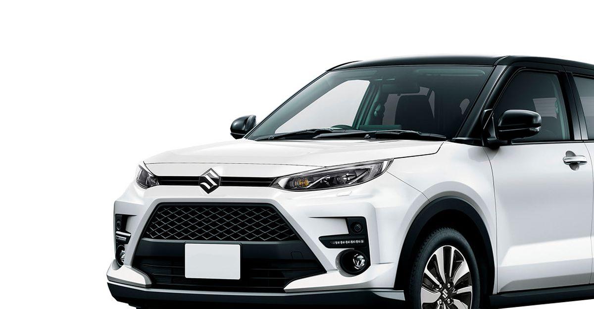 Maruti Suzuki's Hyundai Creta rival: What the A-Cross compact SUV could look like
