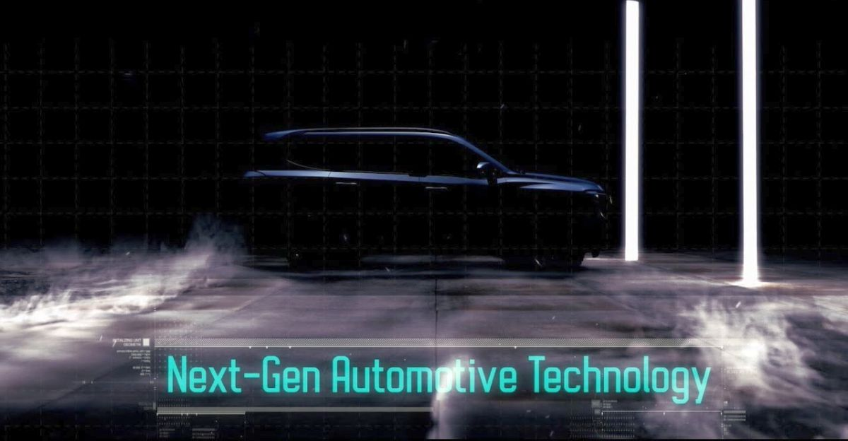 MG Motor releases video teaser for upcoming Gloster luxury SUV