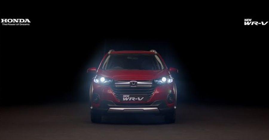 Honda WR-V Facelift: Official demo video out