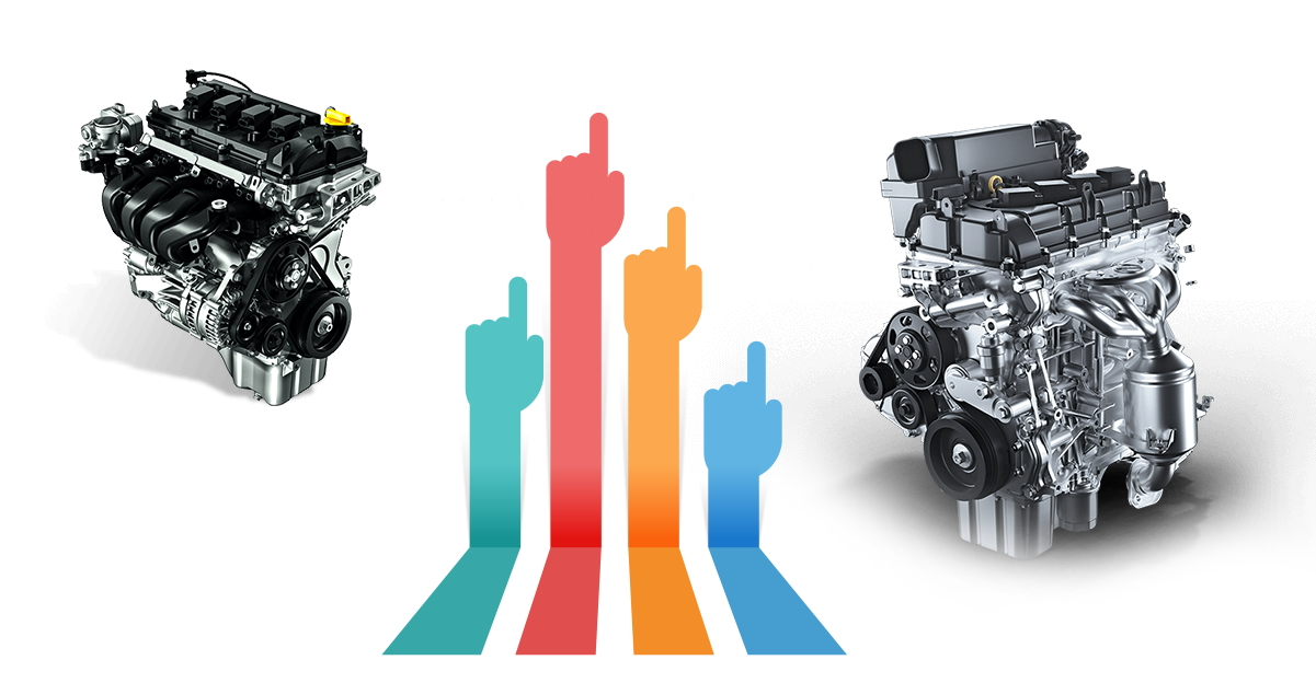 How Petrol Engines Caught up with Diesels