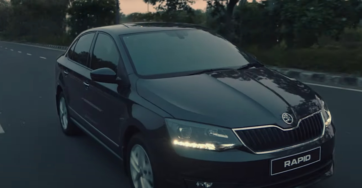Skoda Rapid TSI gets a new TVC: Check it out