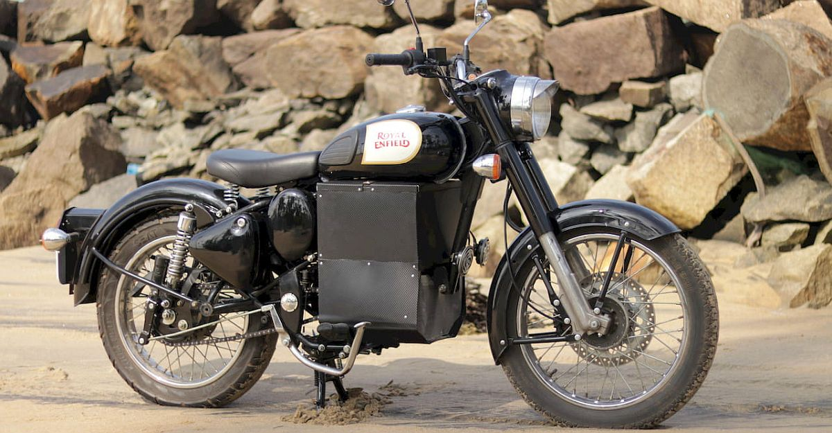 Made-in-India Royal Enfield 'ELECTRIC' Bullet: Check it out!