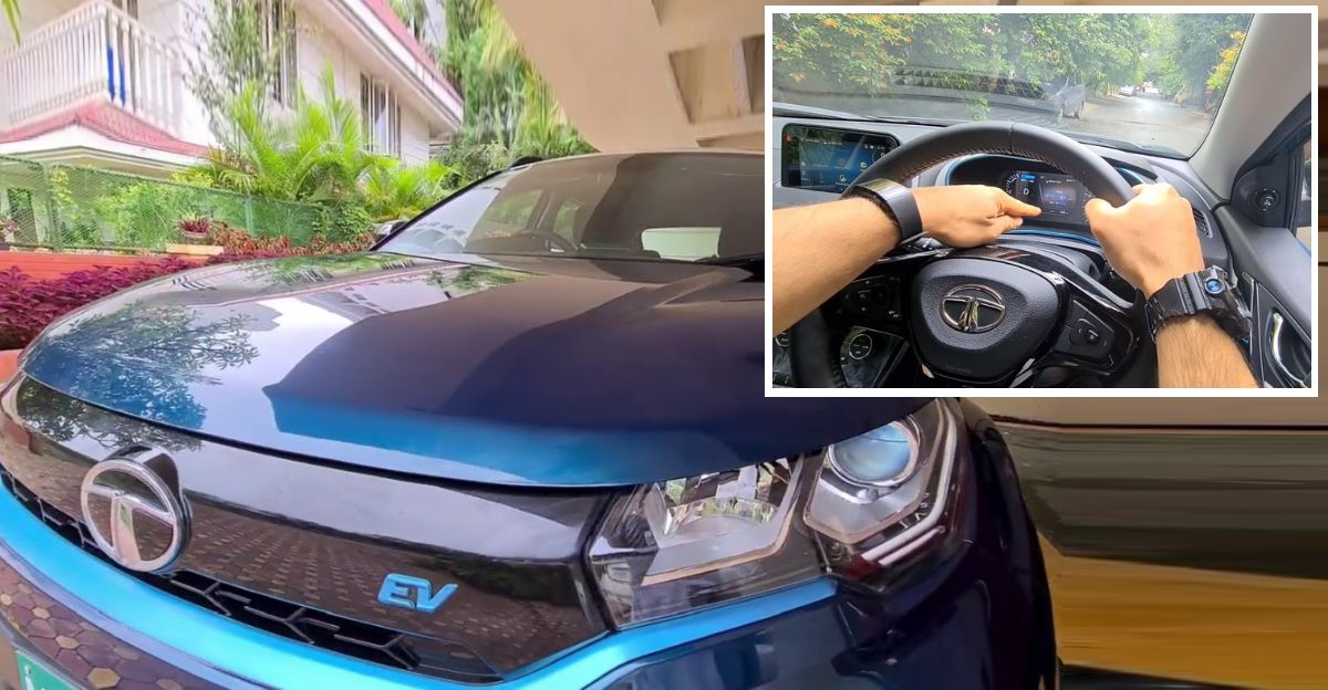 Tata Nexon Electric SUV: How far does it go per charge in the real world? [Video]