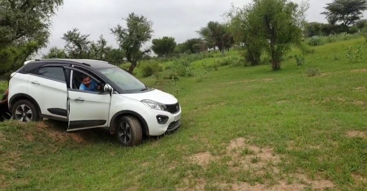 5 reasons why you should NOT take your compact SUV off the road [Video]