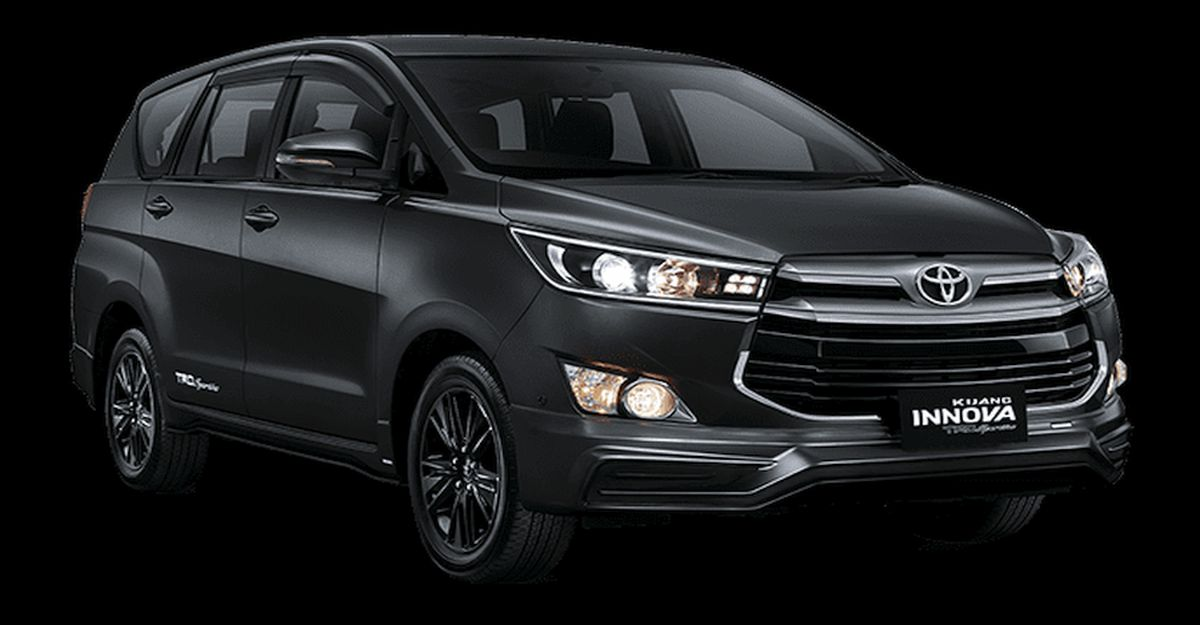 Toyota Innova TRD Sportivo: Check out pictures of upcoming MPV