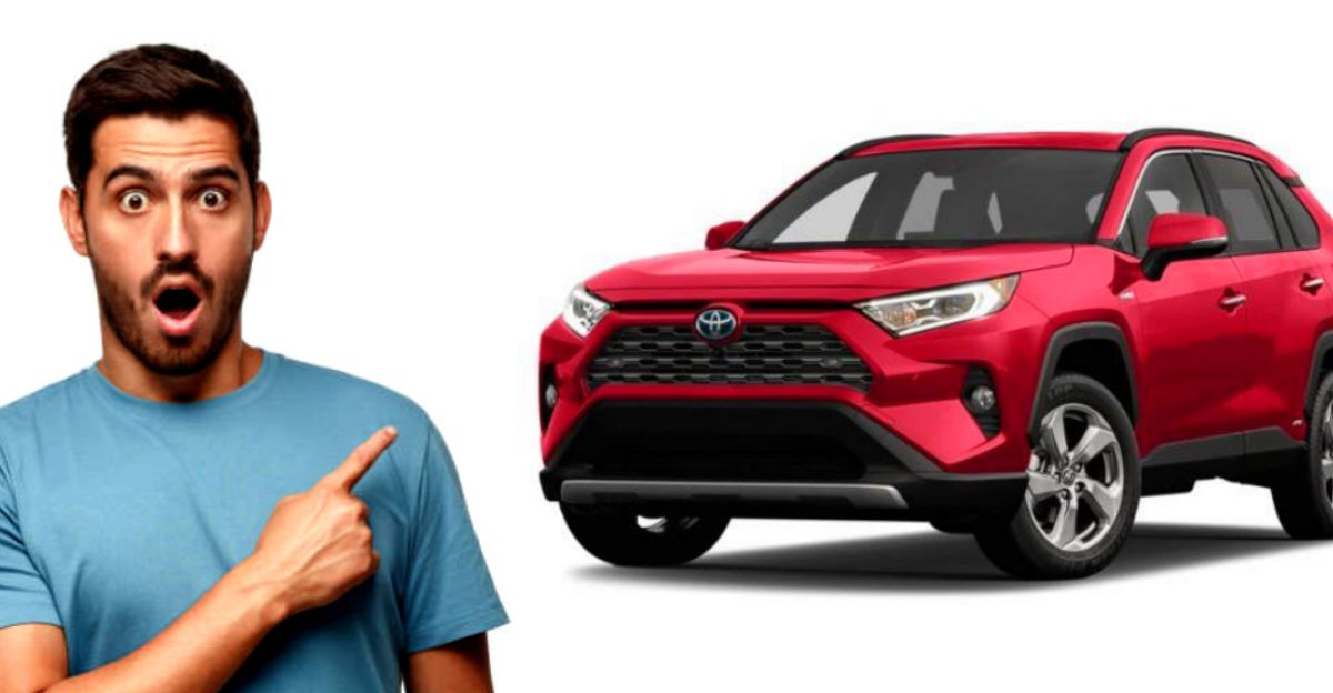Toyota RAV-4 launching in India soon: Harrier rival to be two times COSTLIER than a Fortuner