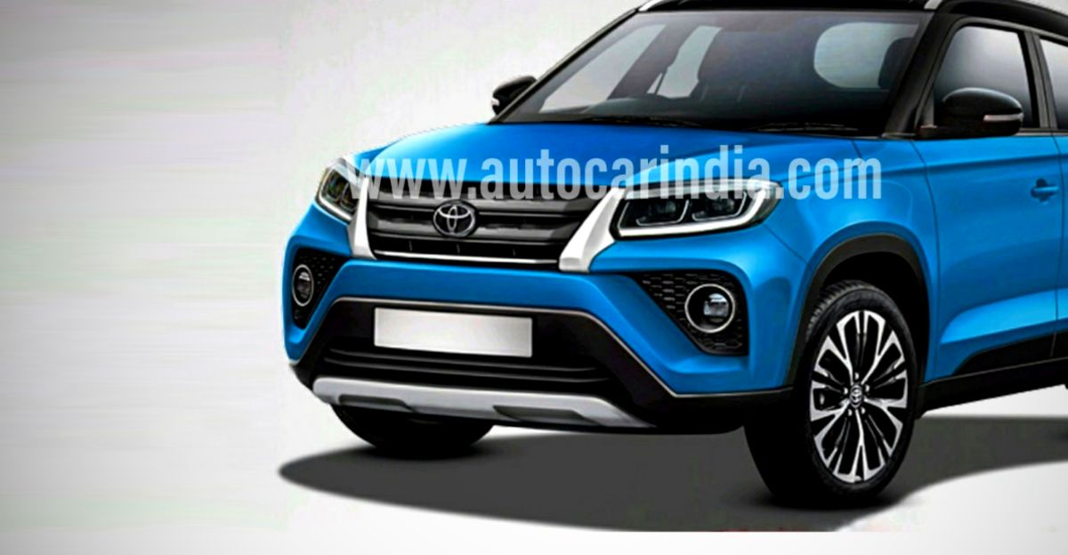 Toyota Urban Cruiser looks like a mini Fortuner: Bookings open from 21st August
