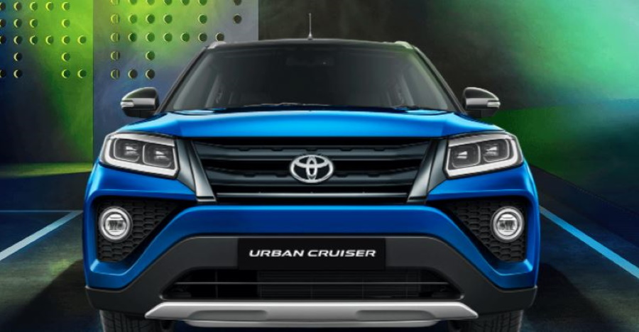 Toyota Urban Cruiser: Fully REVEALED with technical specifications & detailed images