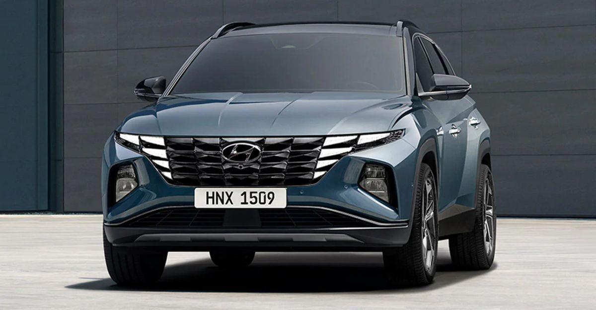 2021 Hyundai Tucson: In depth video walkaround of Jeep Compass rival