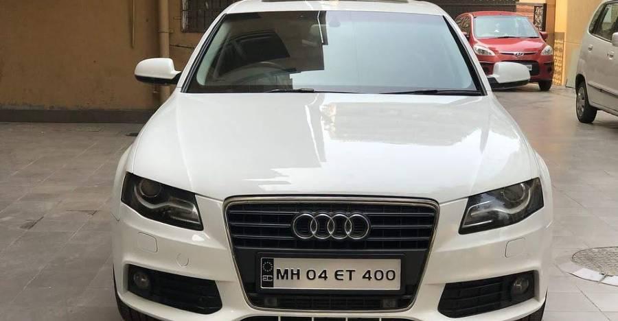 41,000 Kms run Audi A4 selling cheaper than a Maruti Dzire