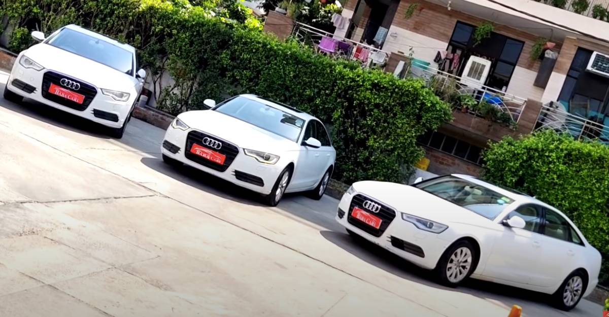3 used Audi A6 luxury sedans for sale at compact sedan prices [Video]
