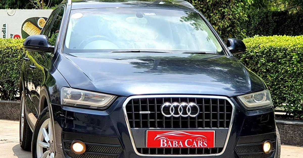Well-kept used Audi Q3 for sale: CHEAPER than a new Hyundai Venue