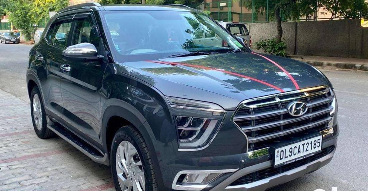 Almost-new 2020 Hyundai Creta SUVs for sale: Skip the wait times