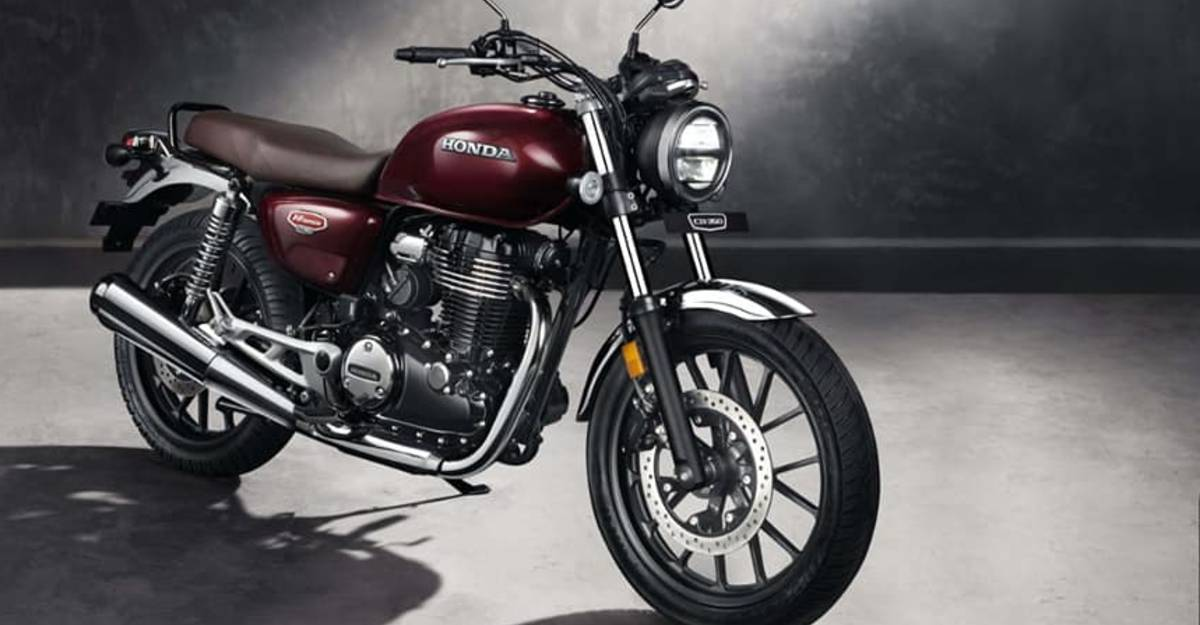 Honda CB350 H'Ness: TVC of Royal Enfield rival out
