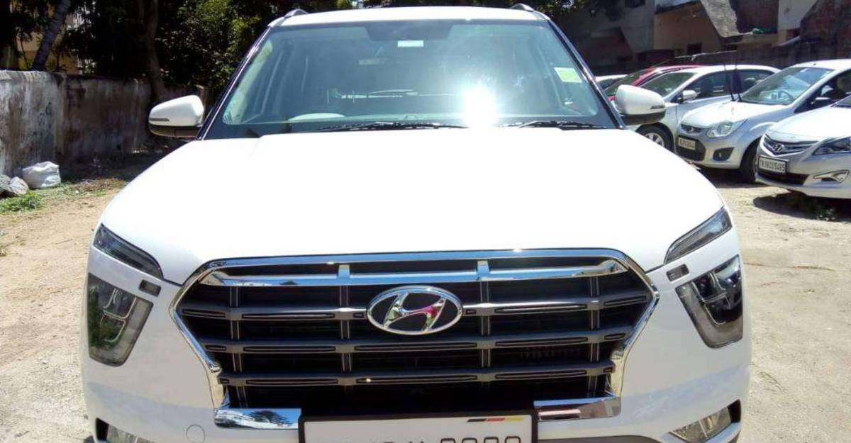 3 used 2020 Hyundai Creta mid-sized SUVs for sale: SKIP waiting period