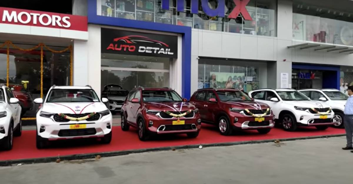 Kia Sonet waiting period gets longer: 5 months of wait time for some variants