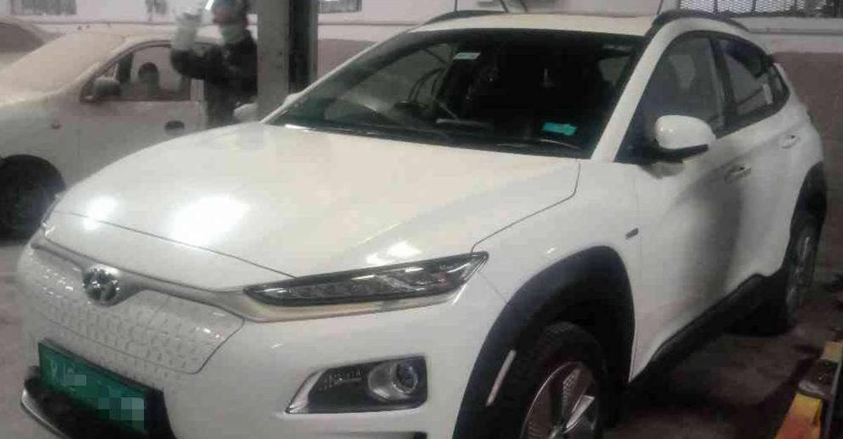Almost-new Hyundai Kona EV for sale: CHEAPER than a new Tata Nexon EV