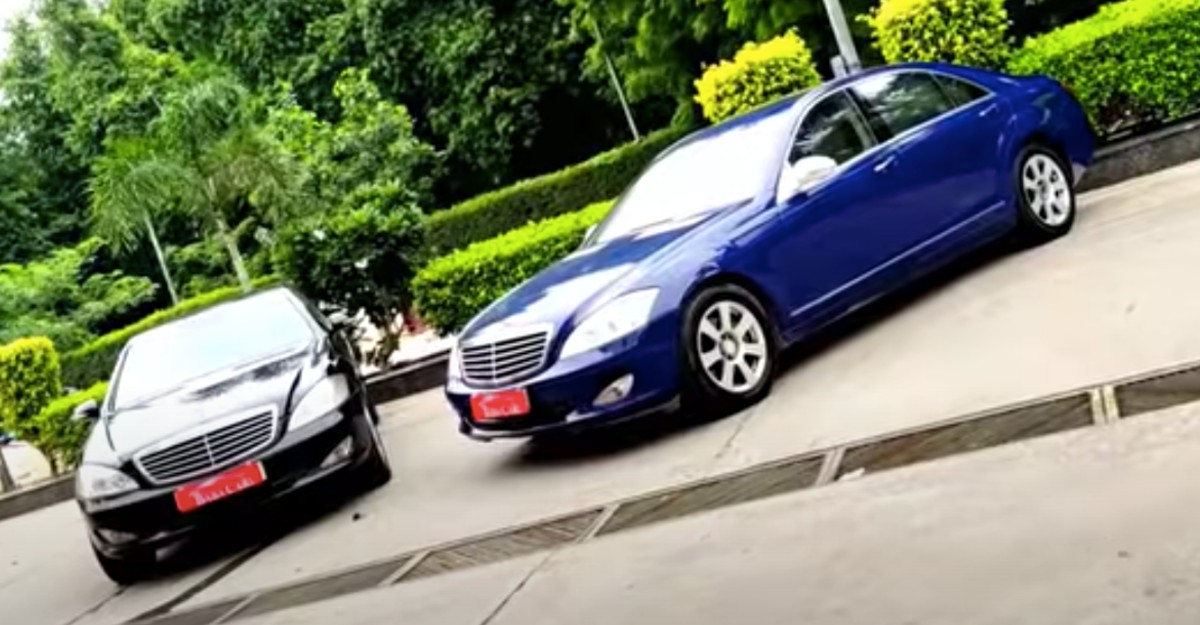 Well-kept used Mercedes-Benz S-Class 320 CDI for sale: CHEAPER than a WagonR