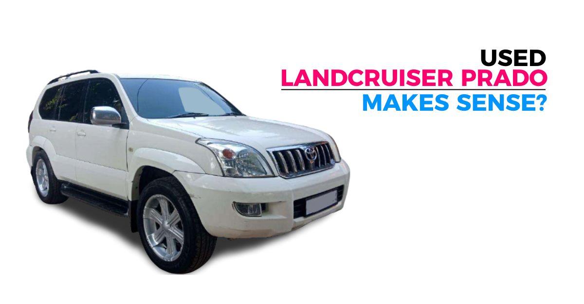 5 used Toyota Land Cruiser Prado SUVs for sale: Why the Prado makes a lot of sense