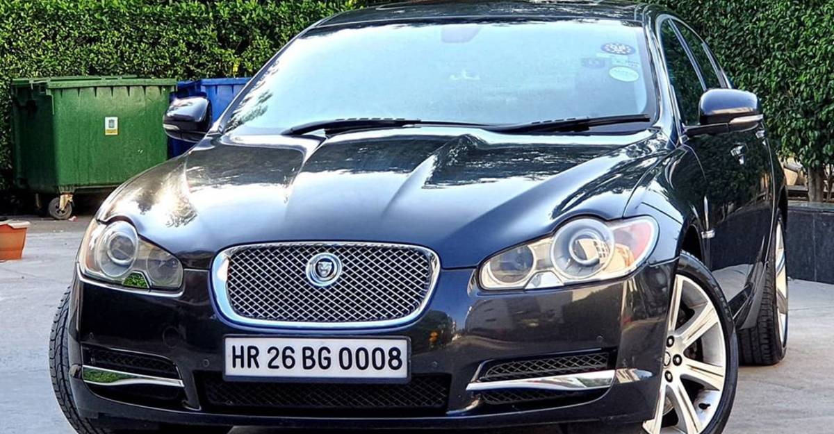 Used Jaguar XF Diesel cheaper than a Maruti Ciaz