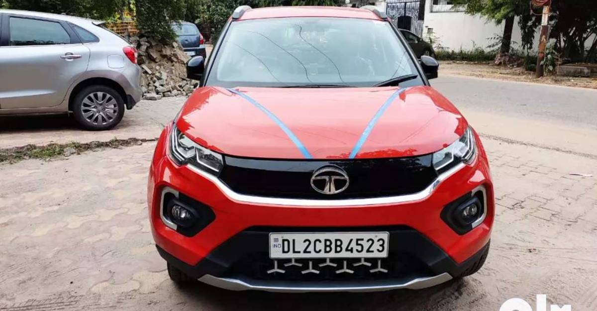 3 nearly-new 2020 Tata Nexon Facelift SUVs for sale