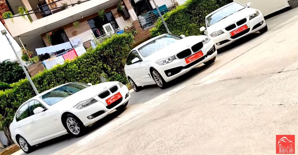 Used BMW 3-series luxury sedans for sale: Prices start from Rs. 4.95 lakh [Video]