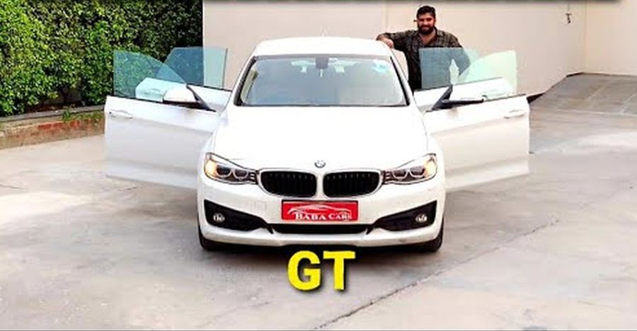 4 year-old BMW 3 GT for sale at Rs. 18.95 lakh [Video]
