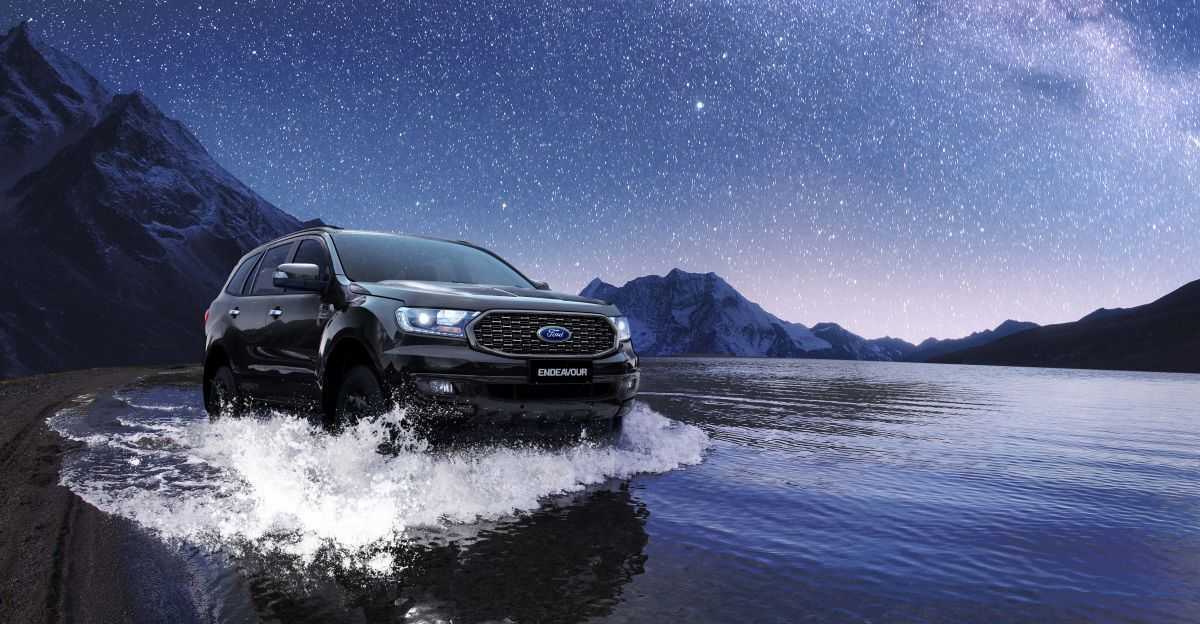 Ford Endeavour Sport launched at Rs 35.10 lakh