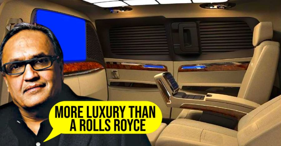 DC2 explains why the custom Kia Carnival is more LUXURIOUS than Rolls Royce & Maybach
