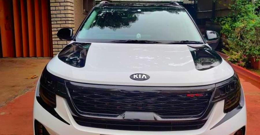 """Here is India's first """"LEGALLY modified"""" Kia Seltos compact SUV"""