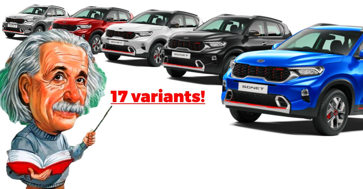 Kia Sonet sub-4 meter compact SUV: Who should buy what?