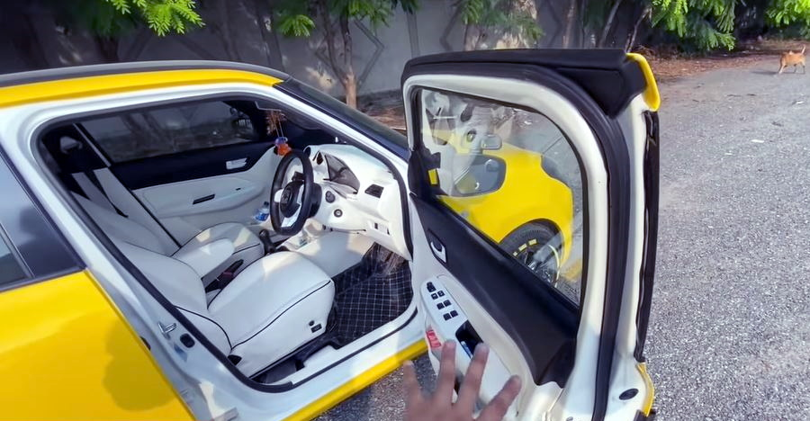 Meet India's first Maruti Swift with ventilated seats [Video]