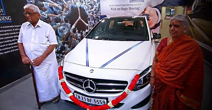 Indian farmer buys Mercedes Benz: Fulfills childhood dreams after 80 years [Video]