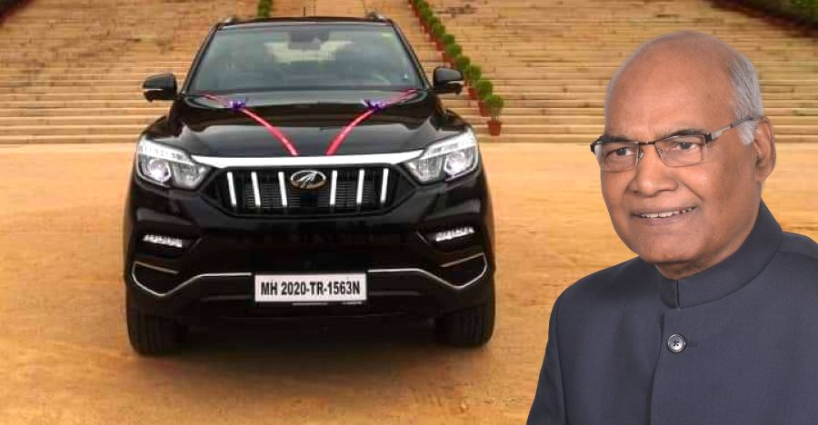 Mahindra delivers first BS6 Alturas to President of India: To replace Mercedes-Benz S600?
