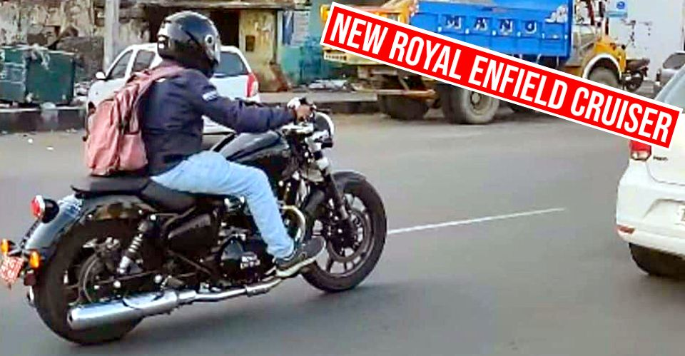 NEW Royal Enfield twin cylinder cruiser SPIED: 10 key takeaways from spyshots