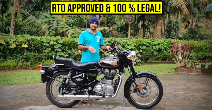 Royal Enfield's official aftermarket exhaust that's LEGAL: Check out its sound on video