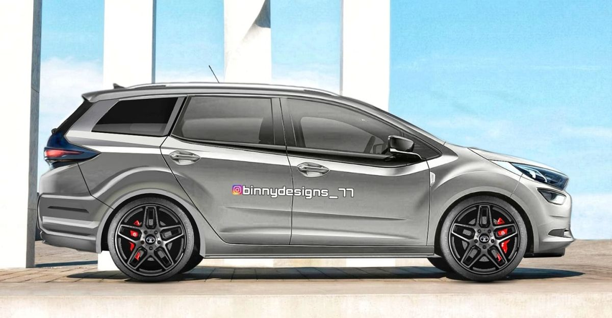 Tata Altroz based MPV: What it could look like