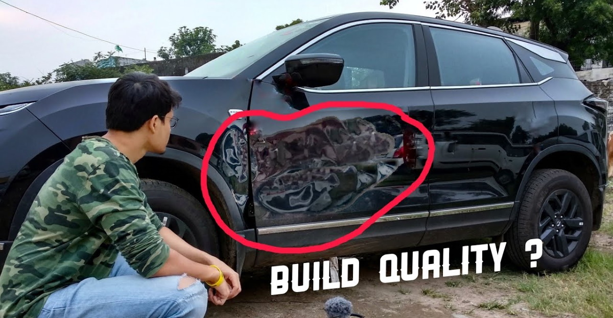 One family, Two Tata Harriers, Two accidents: Owners explain what happened [Video]