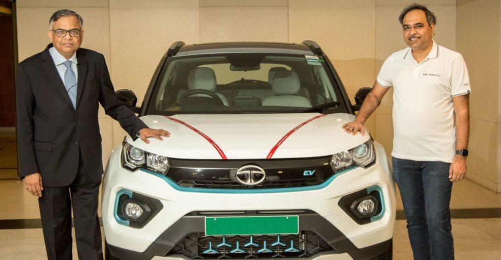 Tata Motors to not tie-up with Tesla: Chairman - CarToq.com