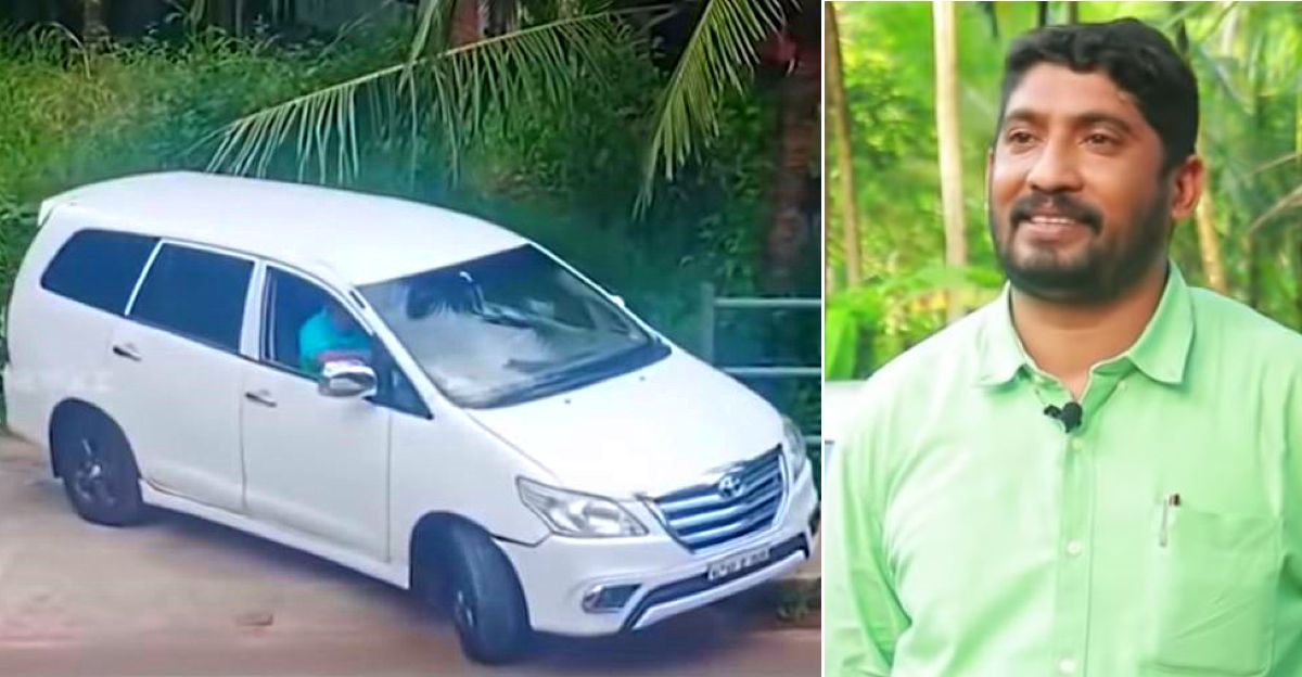 India's parallel parking legend on video: Didn't even know that someone was recording