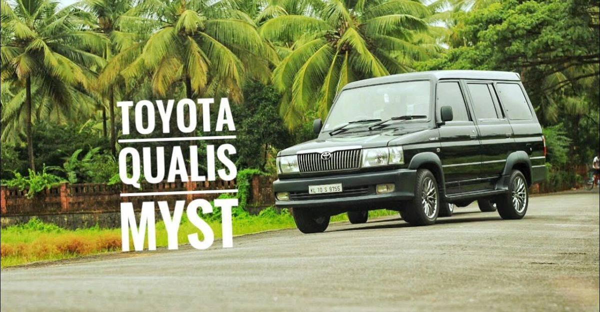 This 15 year-old resto-modded Toyota Qualis MPV looks beautiful [Video]