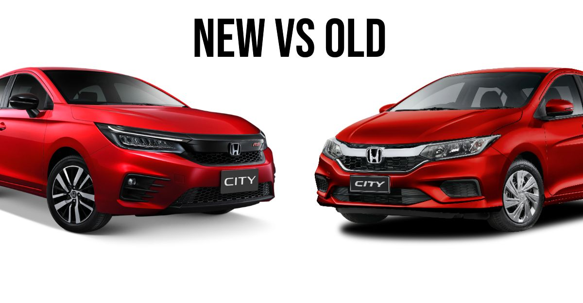 Explained: Differences between the New Honda City and Old City