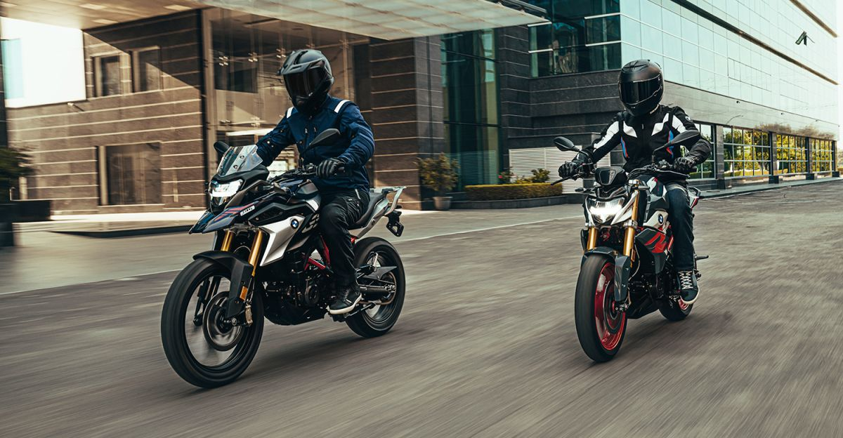 2020 Bmw G 310 R G 310 Gs Sportbikes Launched In India Prices Start From Rs 2 45 Lakhs