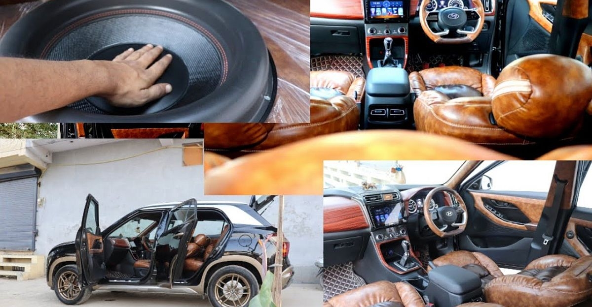 All-new Hyundai Creta modified inside out [Video]