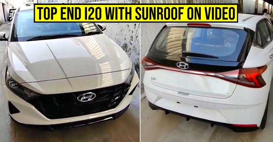 2020 all-new Hyundai i20: Top-end Asta variant in a full walkaround at dealership [Video]