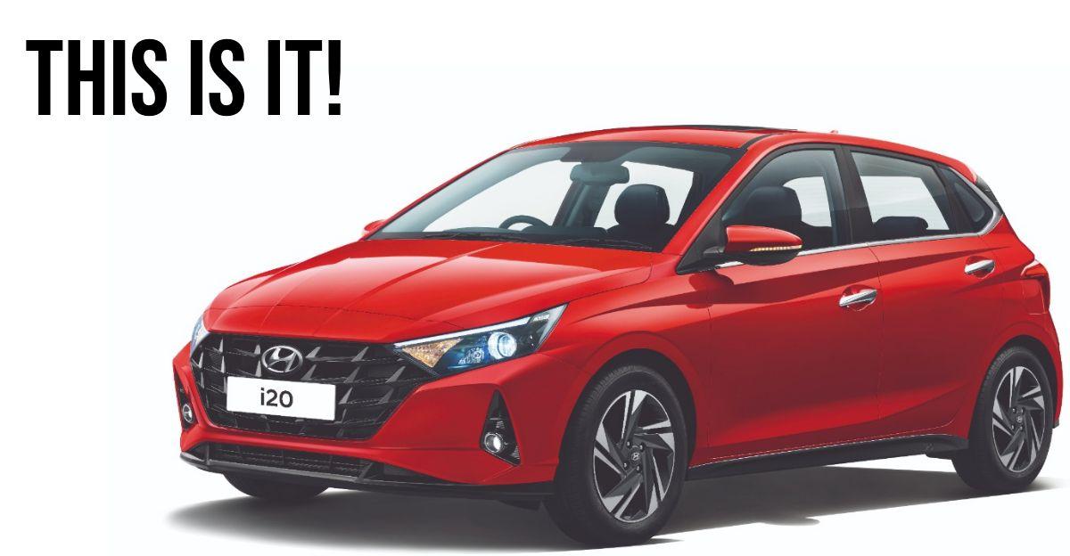 All-new 2020 Hyundai i20 premium hatchback: India-spec version REVEALED, bookings open tomorrow