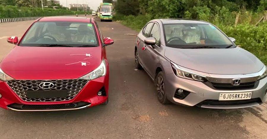 2020 Honda City vs New Hyundai Verna: Owner review on video