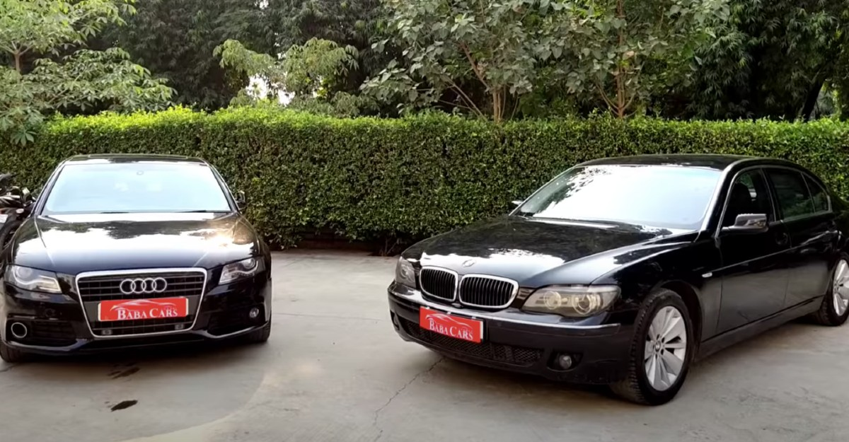 Used Audi A4 and BMW 7-Series for sale: Less than Rs 8 lakh