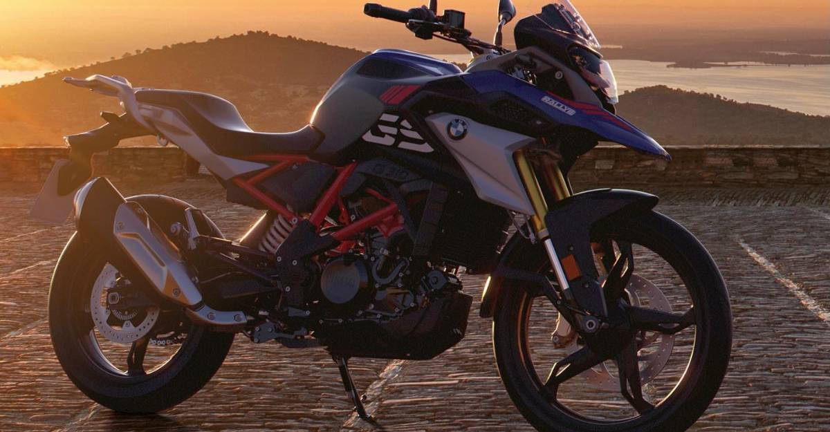Facelifted 2020 BMW G310 GS revealed before ofaficial launch on 8th October